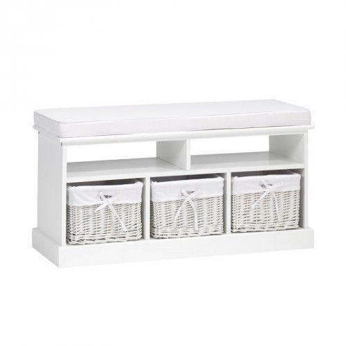 DINA Bench (White) | Bancs, Salle de bains et Salle
