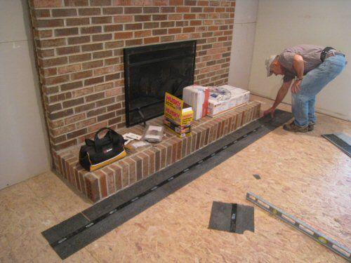 Superb How To Level A Plywood Or OSB Subfloor Using Asphalt Shingles And  Construction Felt
