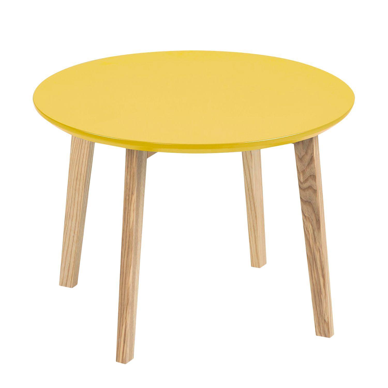 Beistelltisch Bramming Esche Teilmassiv Gelb Morteens Jetzt Bestellen Unter Https Moebel Ladendirekt De Wohnzimme Beistelltische Tisch Wohnzimmertische