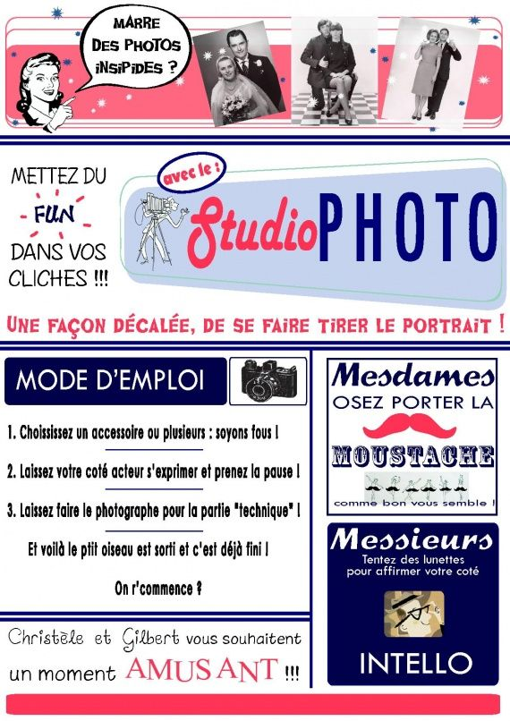 photobooth panneau affiche annonce photobooth photobooth livre d 39 or pinterest photos. Black Bedroom Furniture Sets. Home Design Ideas