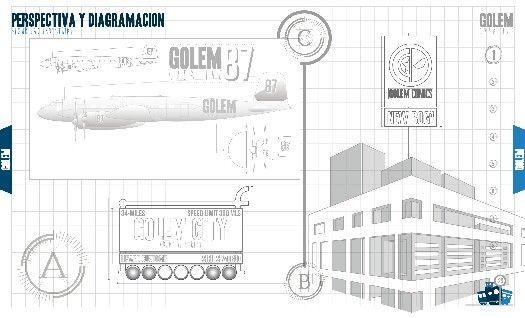#Portfolio @GolemCreative Juan Camilo Cely  #Perspective #GraphicDesign #Art #Planes #Design