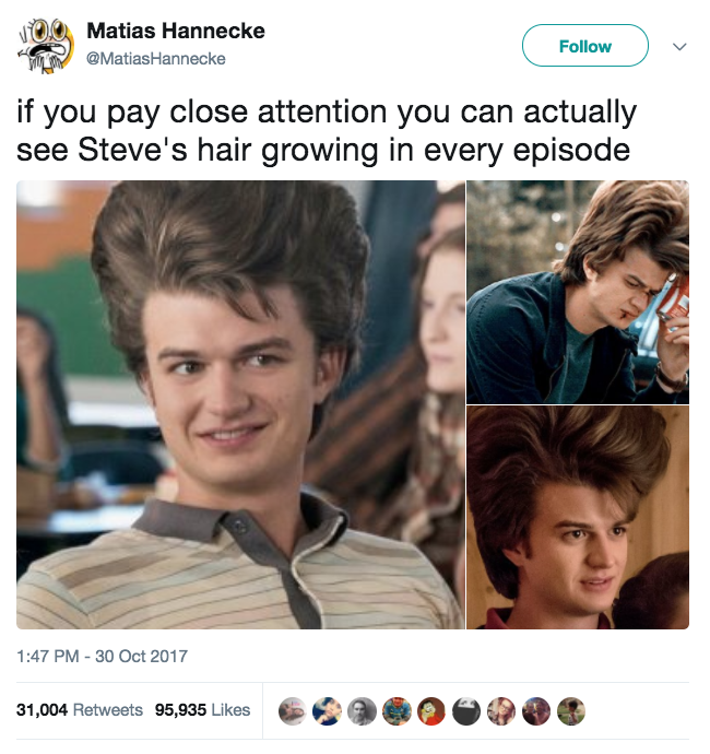18 Brilliant Tweets About Stranger Things That Got Over 5,000 Retweets