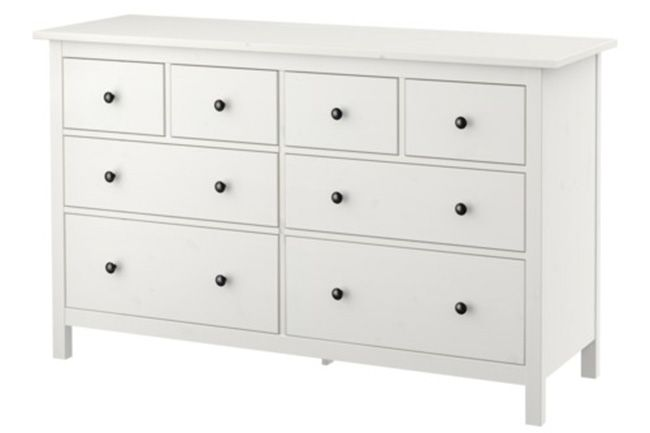 Difference Between Ikea White And Ikea White Stain Ikea Hemnes