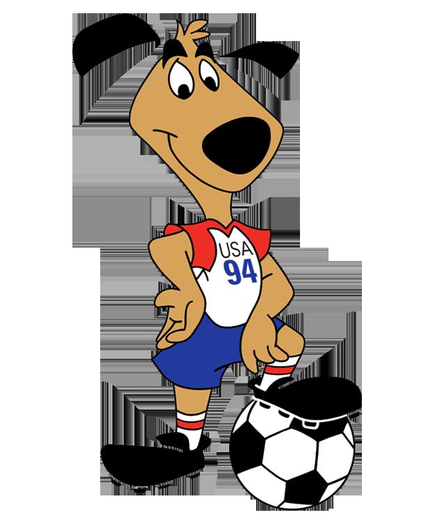Fifa World Cup 1994 Usa Striker Mascota Del Mundial Carteles De Futbol Mundial De Futbol