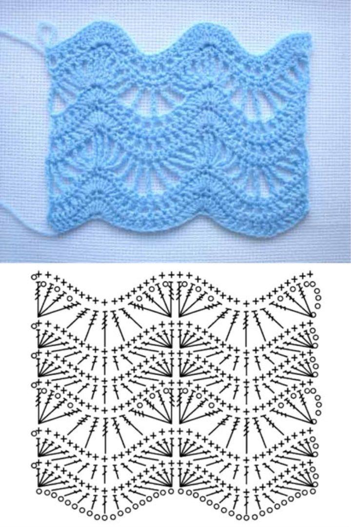 Crochet Top Pattern   – häkeln