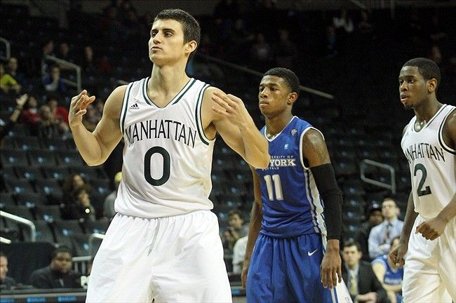Manhattan Jaspers Vs Saint Peter S Peacocks Pick Odds Prediction 3 8 14 Maac Quarterfinals Free Sports Picks Sports Picks College Basketball