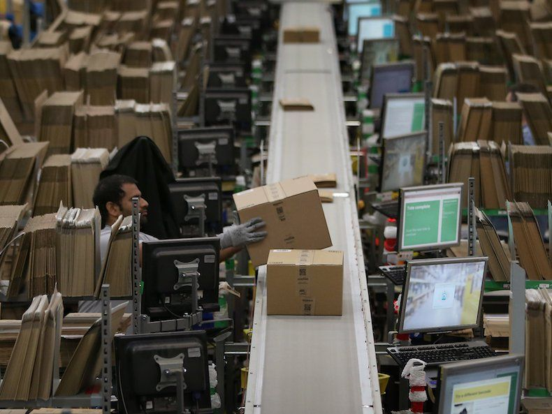 Amazon Warehouse Sells Lightly Used And Refurbished Tech At A