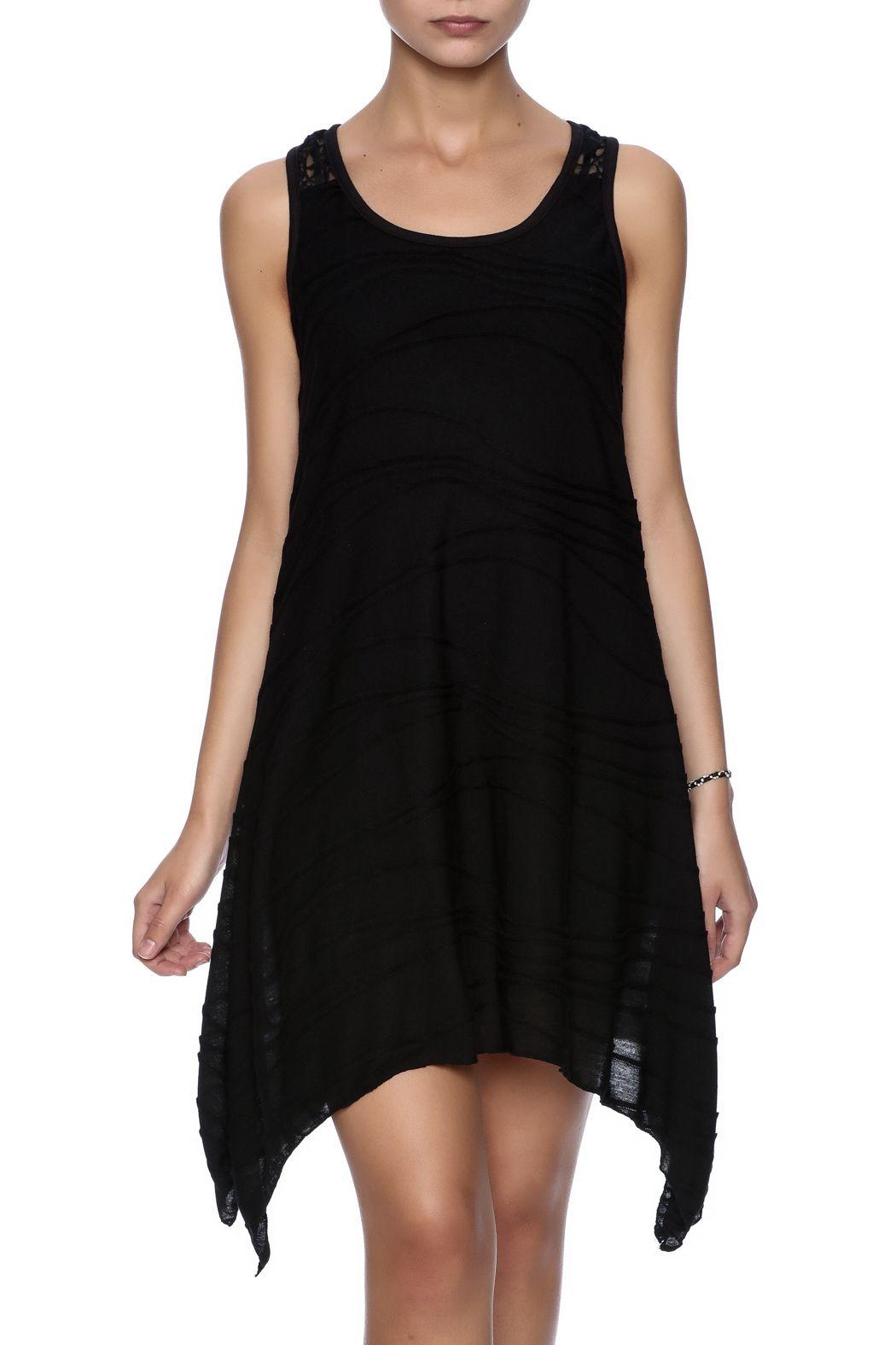 Kleid schwarz fairtrade