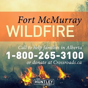 100 Huntley Street: Wildfires in Fort McMurray