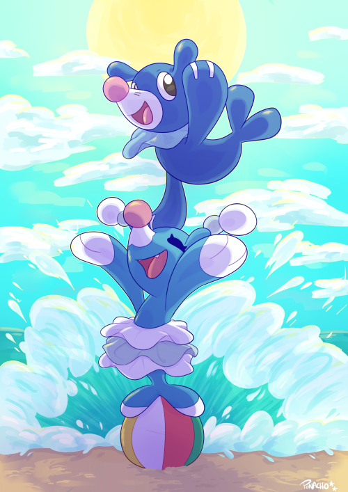 Brionne Popplio Geekery Pokémon Cute Pokemon Pokemon Show