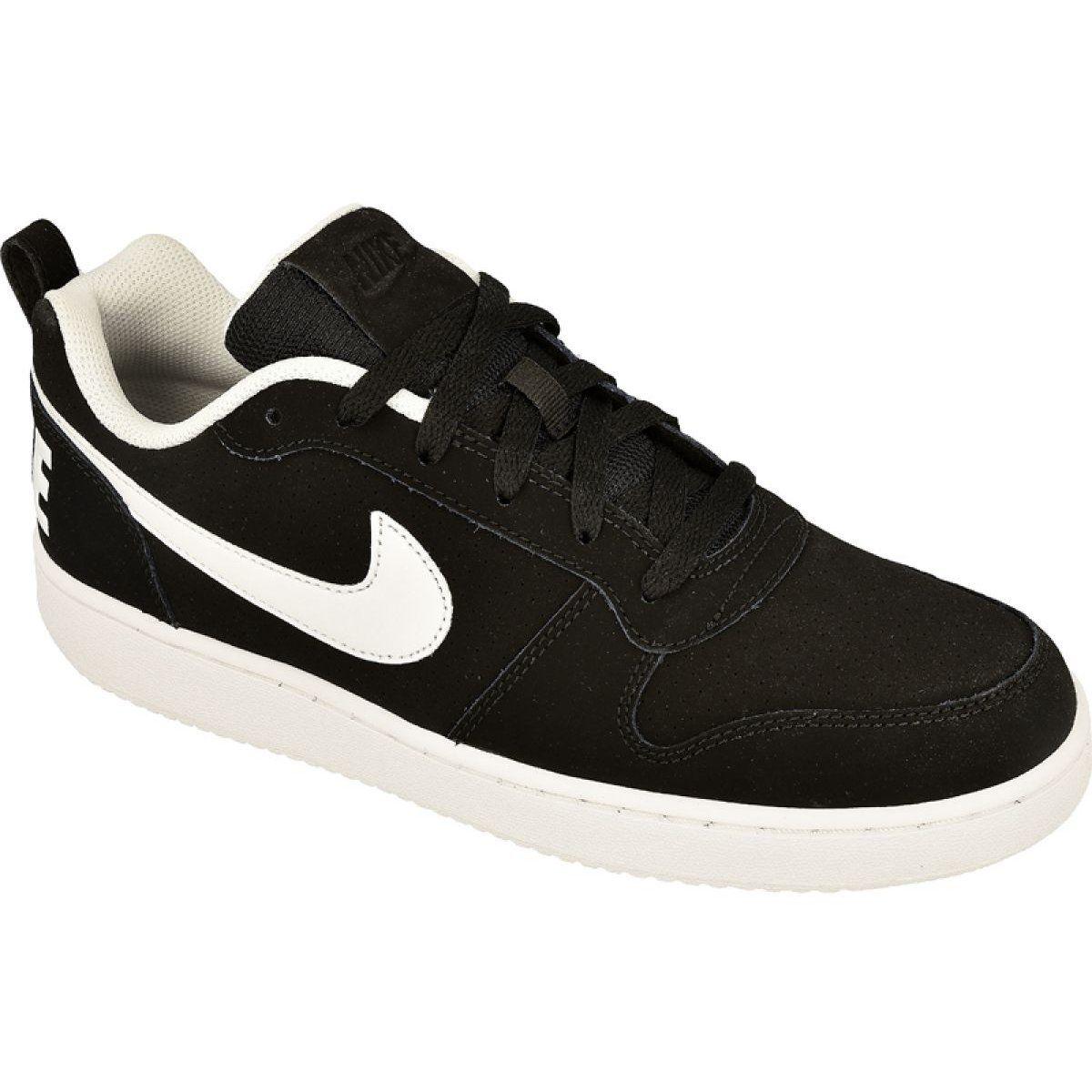 Buty Nike Sportswear Court Borough Low M 838937 010 Czarne Nike Sportswear Mens Nike Shoes Nike