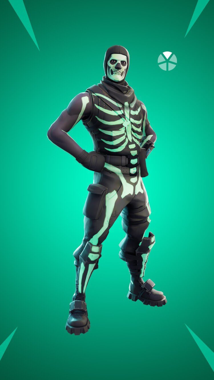 skull trooper wallpaper hd fortnite wallpapers - personajes de fortnite png temporada 8