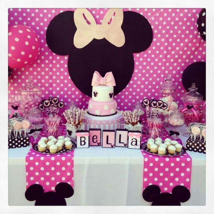 sister minnie mouse party | Pinned by Darlene Lopez-Martin | minnie ...