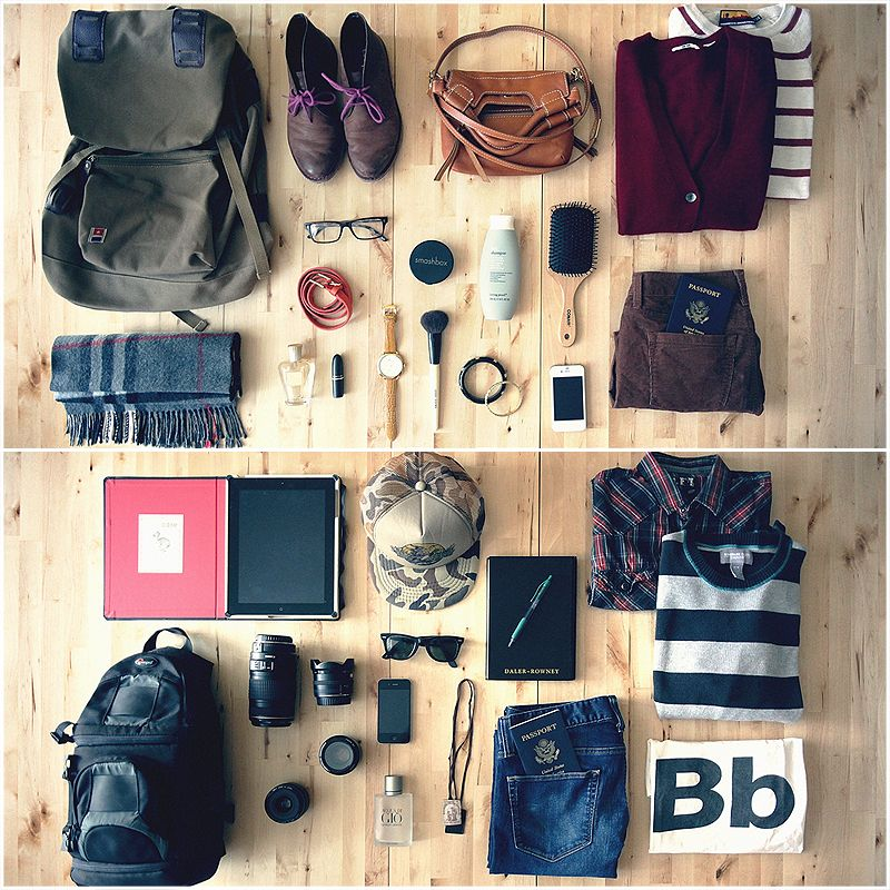 JENNIFER: What to pack for a weekend trip with boyfriend