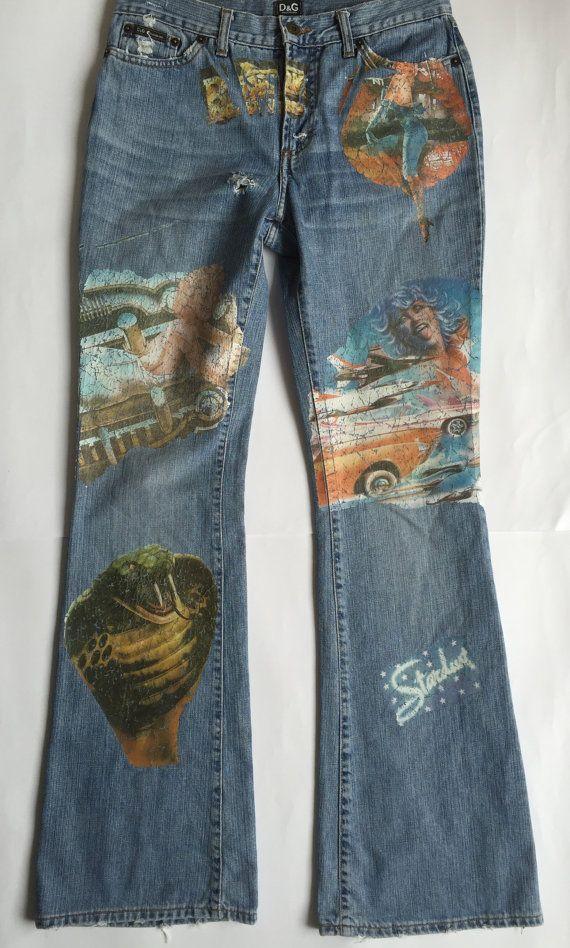 1f2947f728 DESCRIZIONE ARTICOLO: Marca: DOLCE & GABBANA Modello: jeans donna a ...