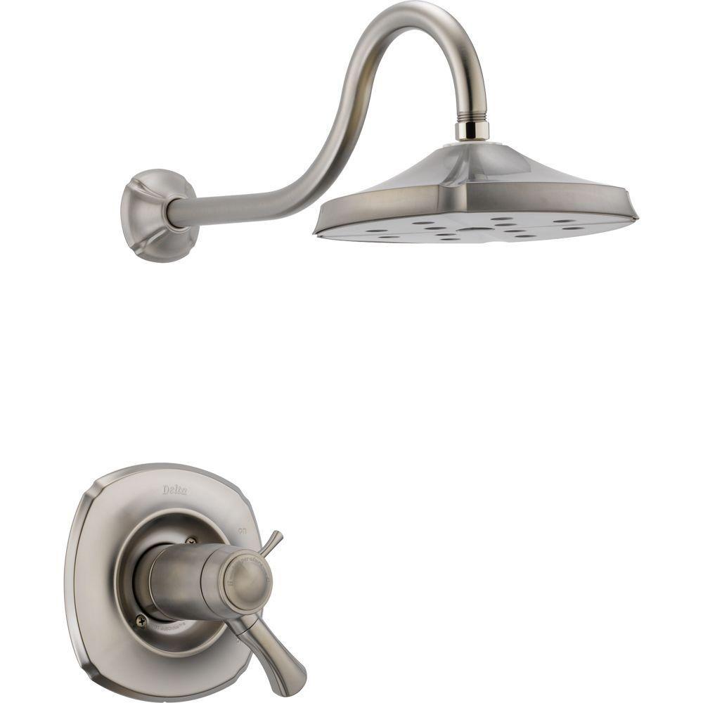 Delta Addison Tempassure 17t Series 1 Handle Shower Faucet Trim