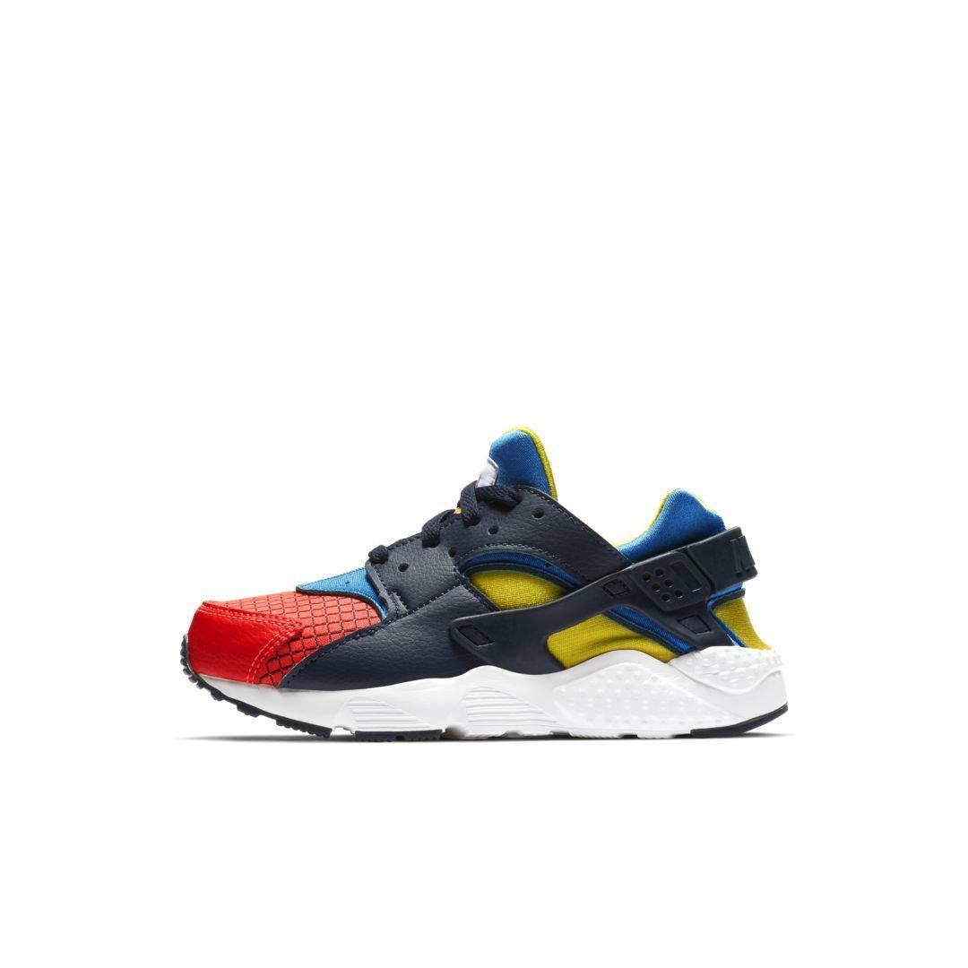 dc1b97eeb2b7 Nike Huarache Run Ultra Now Little Kids  Shoe Size 12.5C (Bright Crimson)