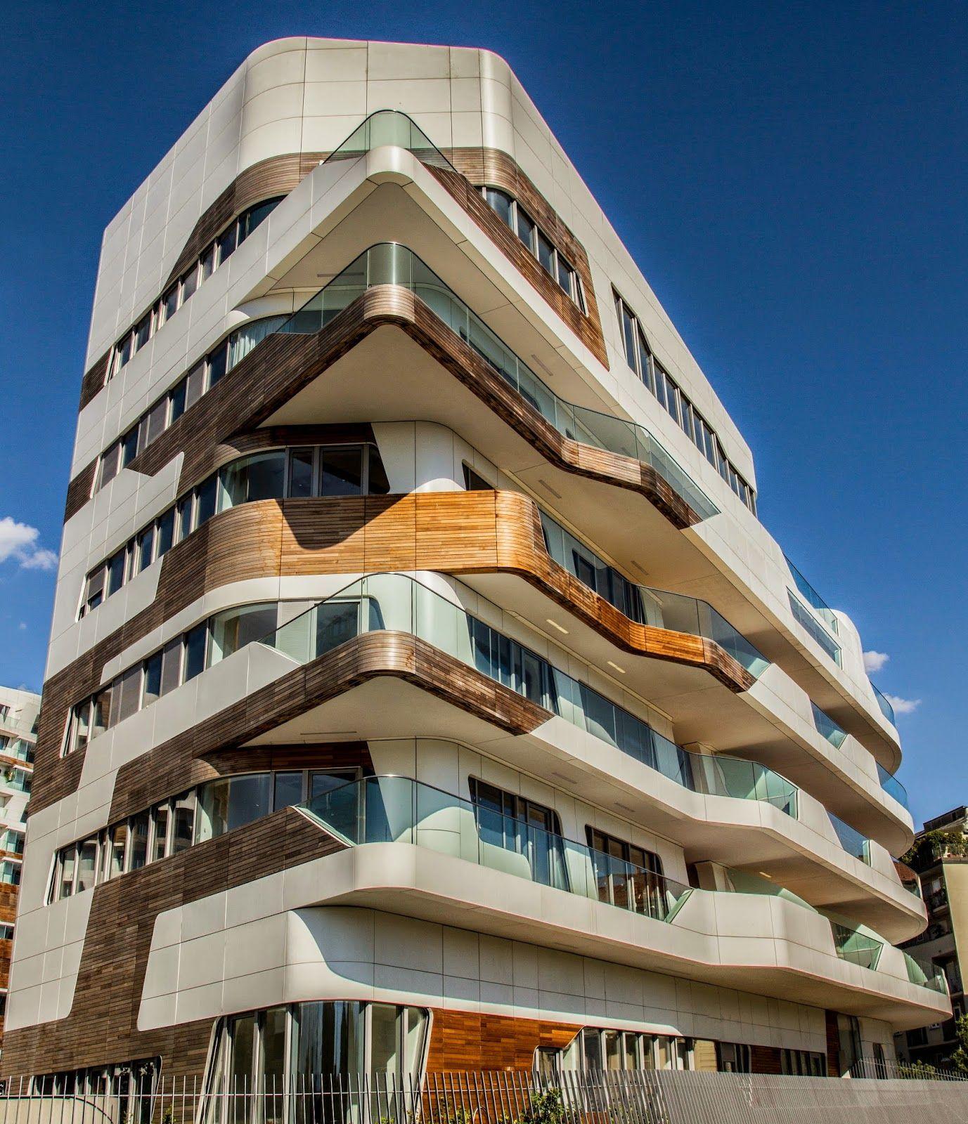 Modern Architecture In Italy citylife milanozaha hadid | сбор: архитектура общественная