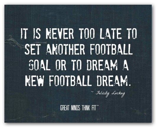 Inspirational Football Quotes New Inspirational #football #quotes  Football Posters  Pinterest