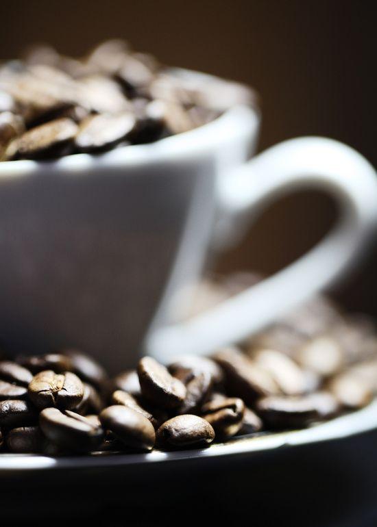 Coffee cup by Falko Follert
