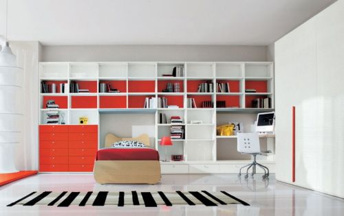 Kids Shelves Shelving For Room With A New Model That Good Designs Ideas And