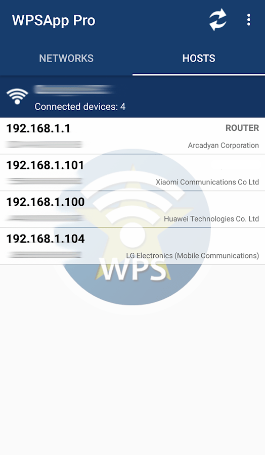 WPSApp Pro v1.6.16 Cracked APK Download Router, Android