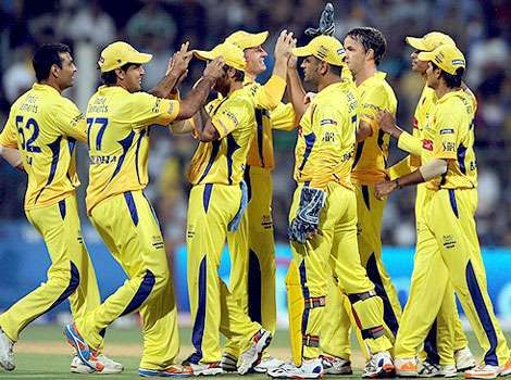 Super Kings beat kings 11 punjab