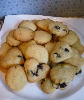 Be Veggie - going vegan: Cranberry Cookies