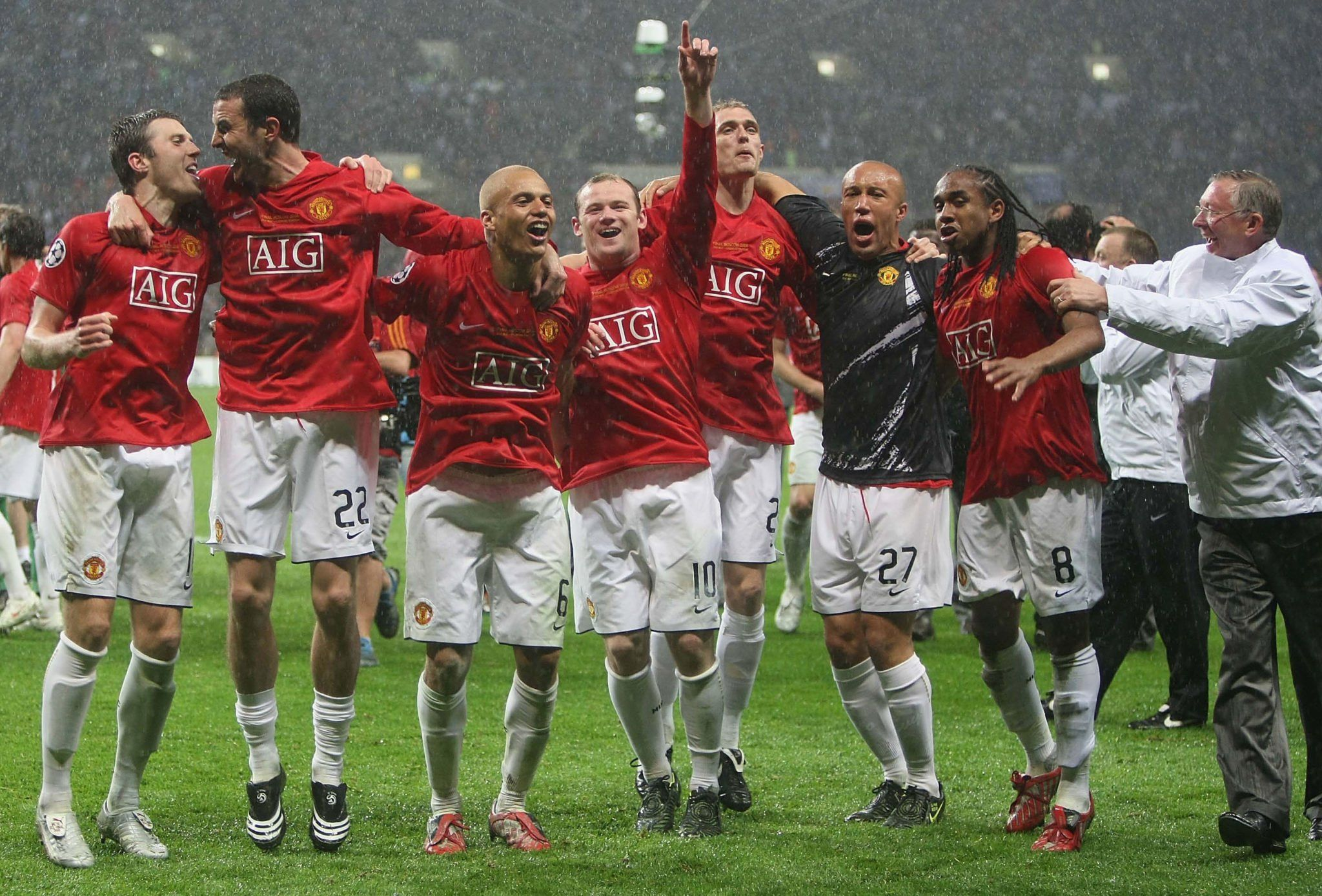 Rooney V Ferguson How Fire Turned To Ice In 2020 Manchester United Manchester United Football Club Manchester United Legends