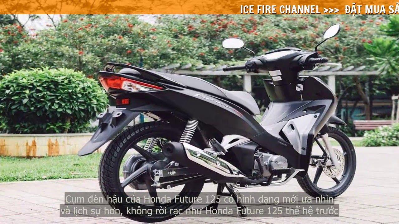 Tìm hiểu về Xe Máy Honda Future Fi Vành Đúc - Đèn LED 2019 | Honda, Xe máy  honda, Xe máy