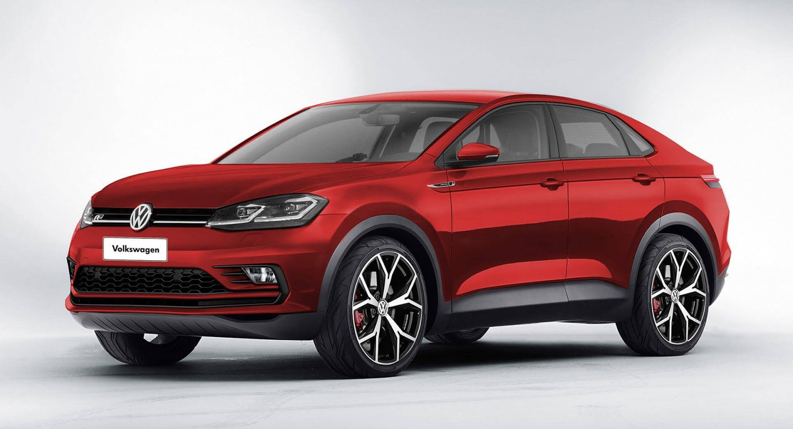 Upcoming Vw I D Cross Rendered In Production Guise Cars