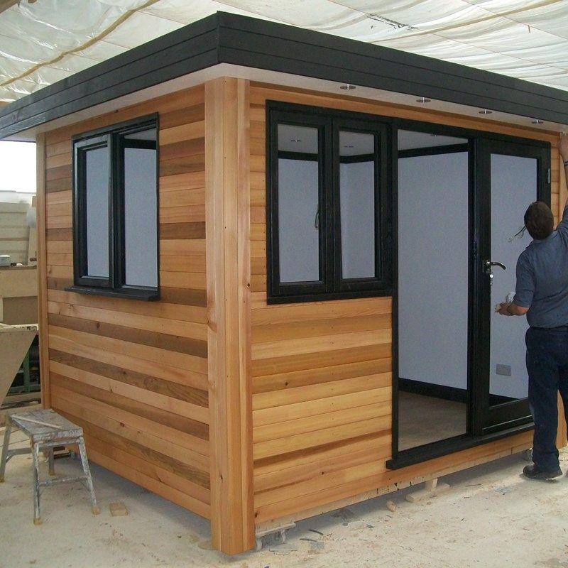 Special offers   Contemporary garden rooms, Garden office ...
