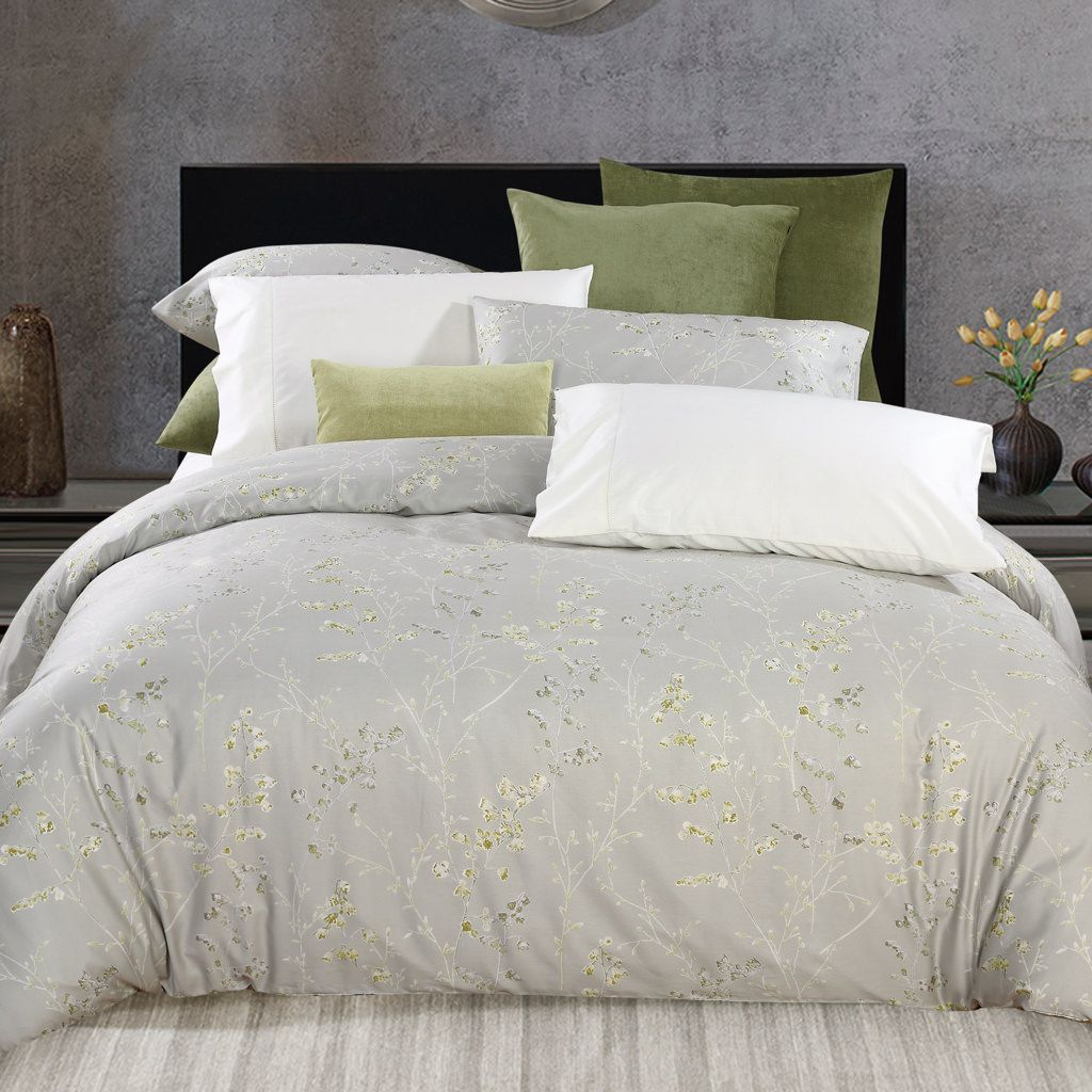 Freshen Up Your Decor With Daniadown S Sydney Set In Shades Of