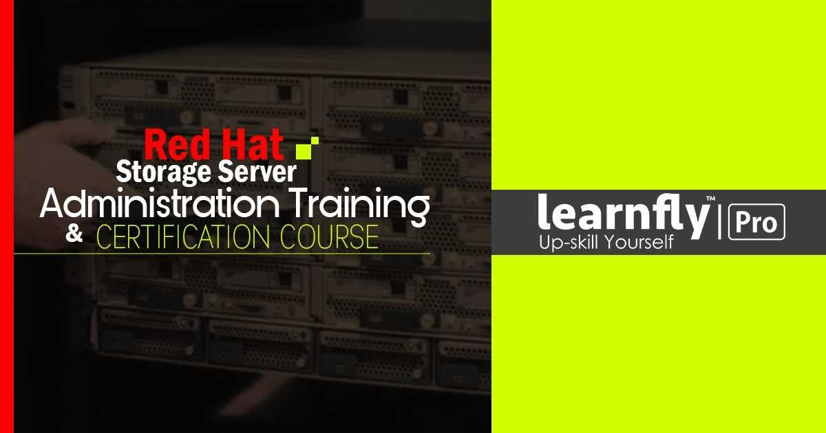Red Hat Storage Server Administration Training Certification