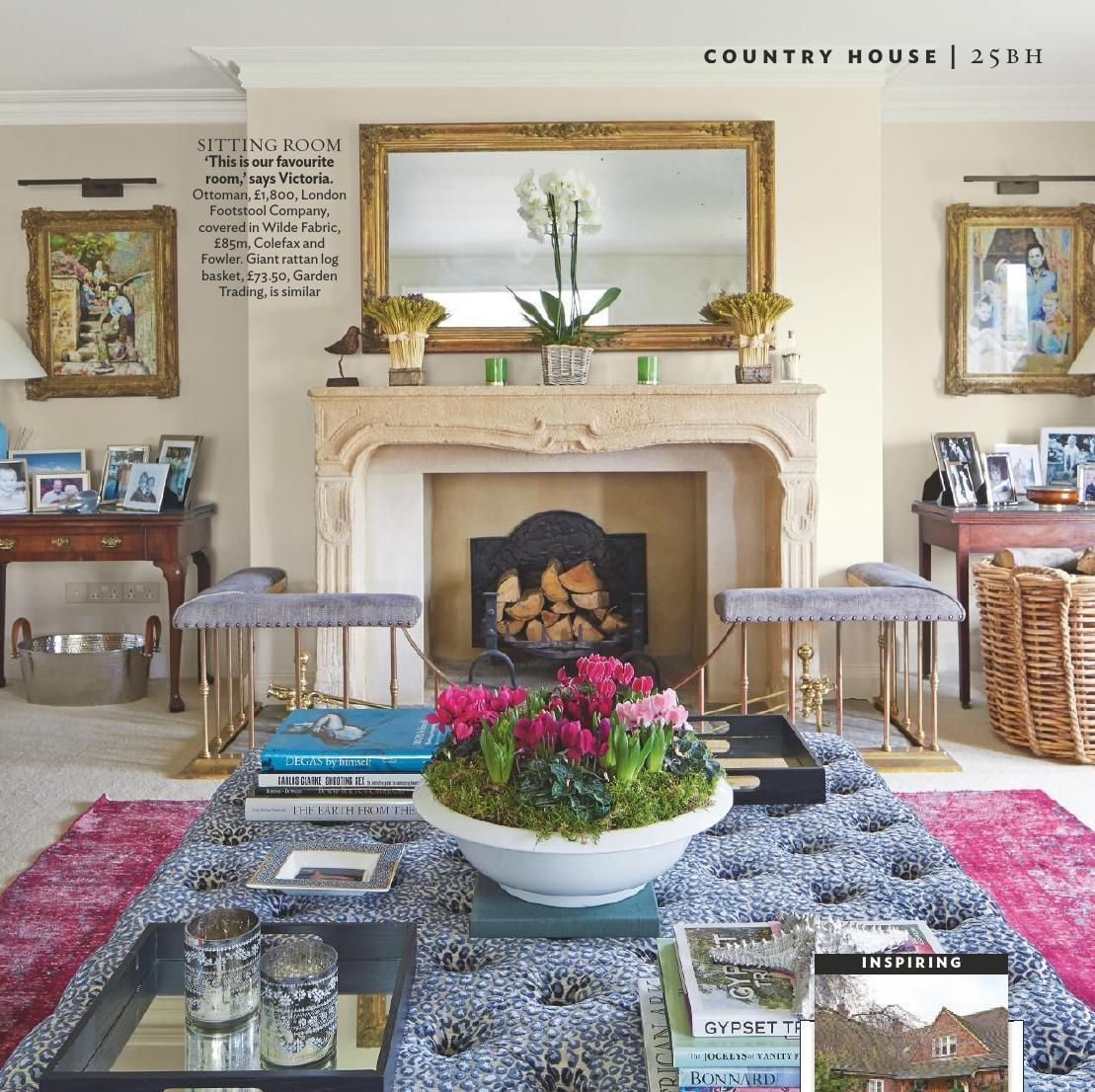 ClippedOnIssuu from 25 beautiful homes march 2015