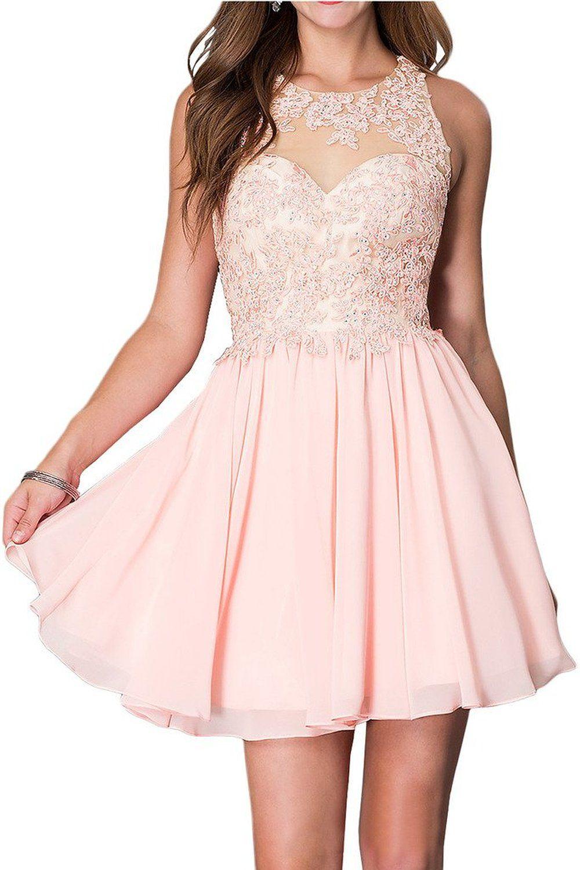 Kleider rosa weiss
