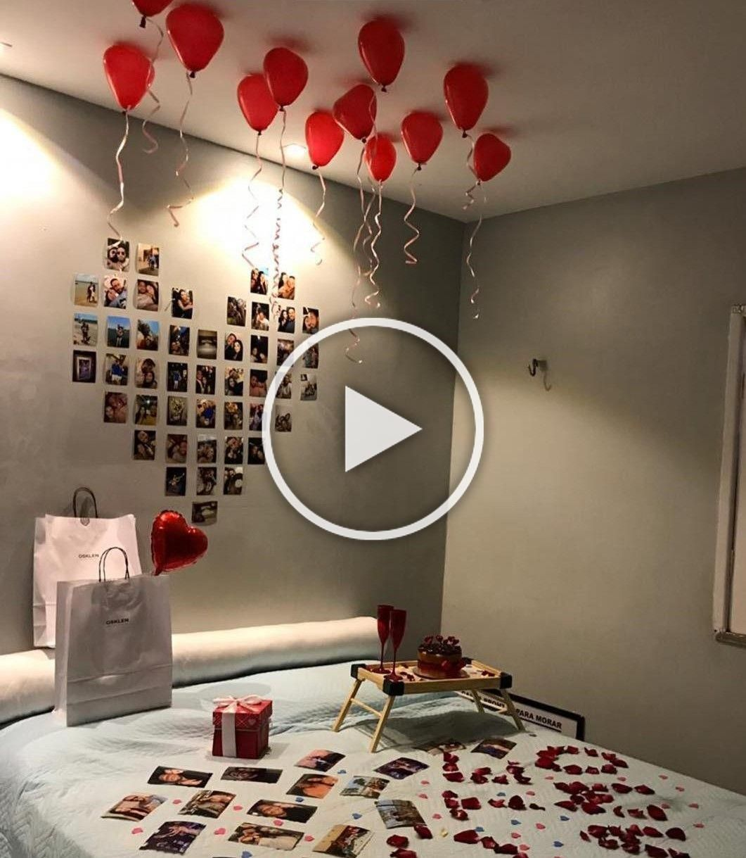 Romantic Bedroom Decor Image By Romi On Romantic Gift In 2020
