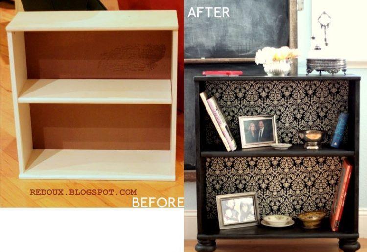 h sslicher alter schrank zu hause dann lass dich von diesen 12 make over diy ideen inspirieren. Black Bedroom Furniture Sets. Home Design Ideas