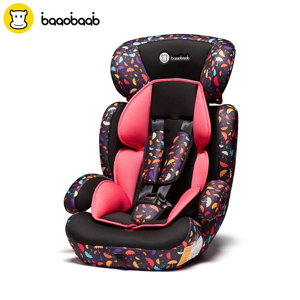 Baaobaab Framatriktad Barnvagnssatgrupp 1 2 3 9 36 Kg Fempunktsborrning Barnsakerhetssits 9 Manader 12 Ar Gammal Baby Car Seats Car Seats Child Safety Seat