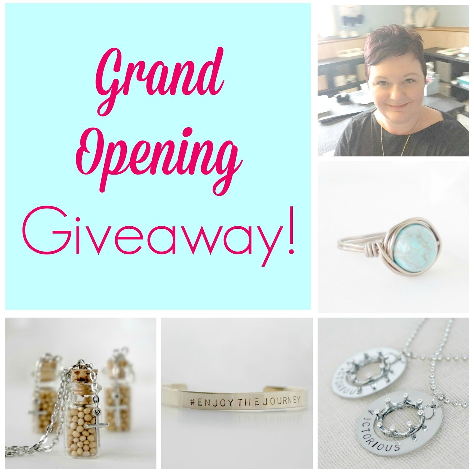 Grand opening gift giveaways