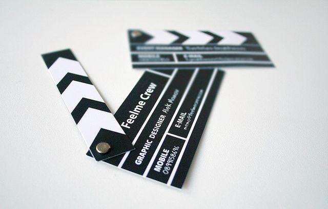 tarjetas de presentacion originales - Buscar con Google - tarjetas creativas