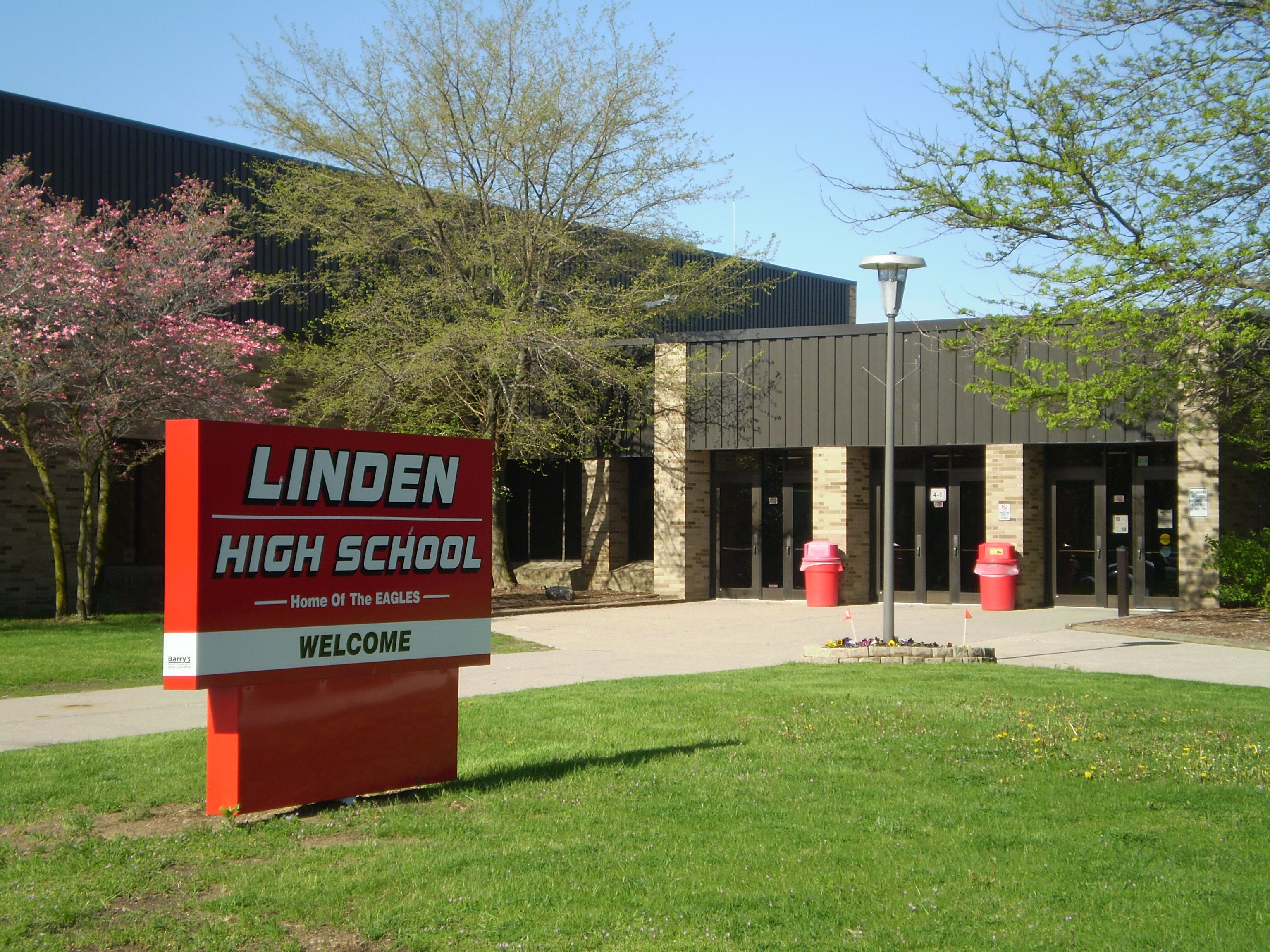 linden high school class of 1988 we didn t have that sign but linden high school class of 1988 we didn t have that sign but