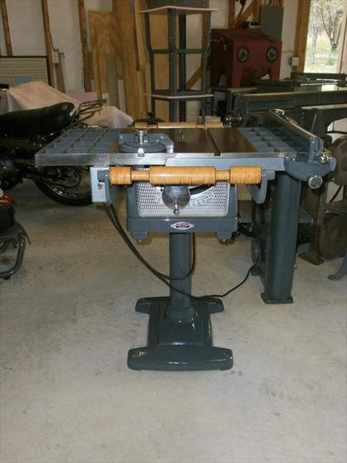 Just Received A Free Craftsman Table Saw What To Check For Before Using Old Power Tools