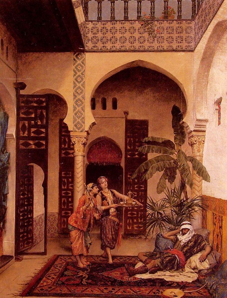 Pierre Outin (1840 – 1899) – Pintor Francês_11