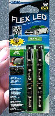 Alpena Flex Led Green Flexible Strip Car Light Knight Rider Gas Pedal Kitt Alpena Flex Welcome To The Family