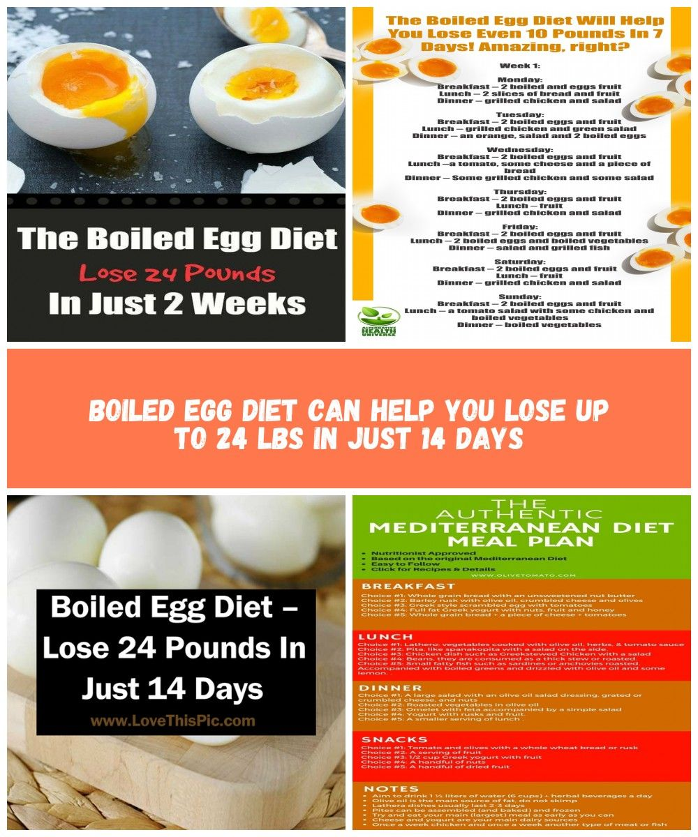 12 day boiled egg diet