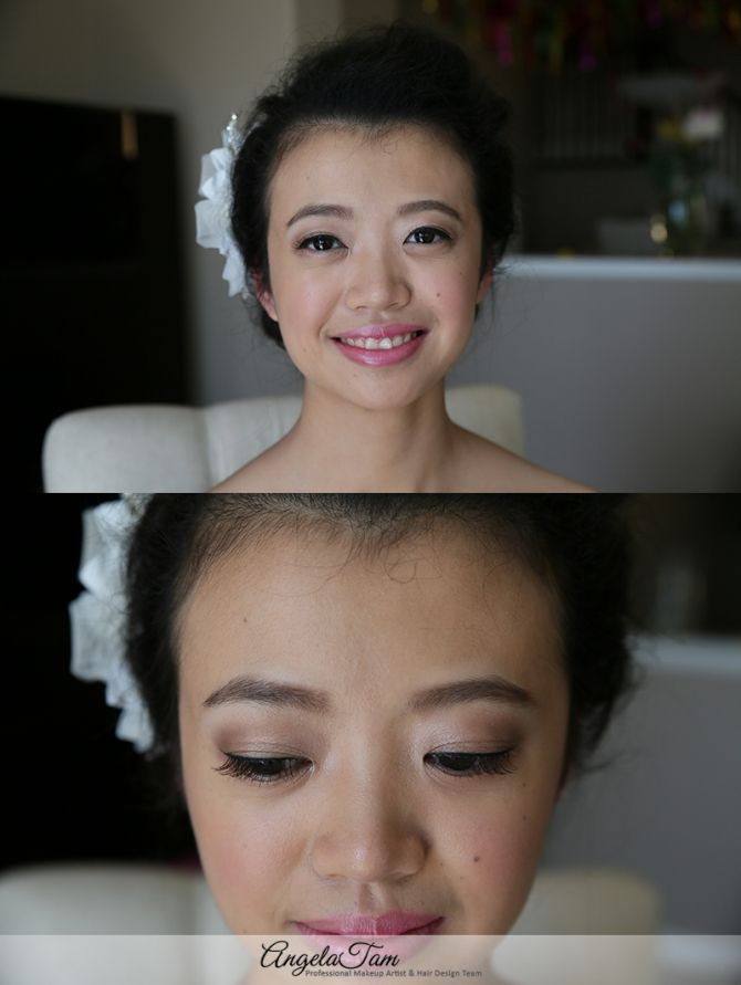 Asian Bridal Wedding Makeup And Hair With Images Bridal Makeup