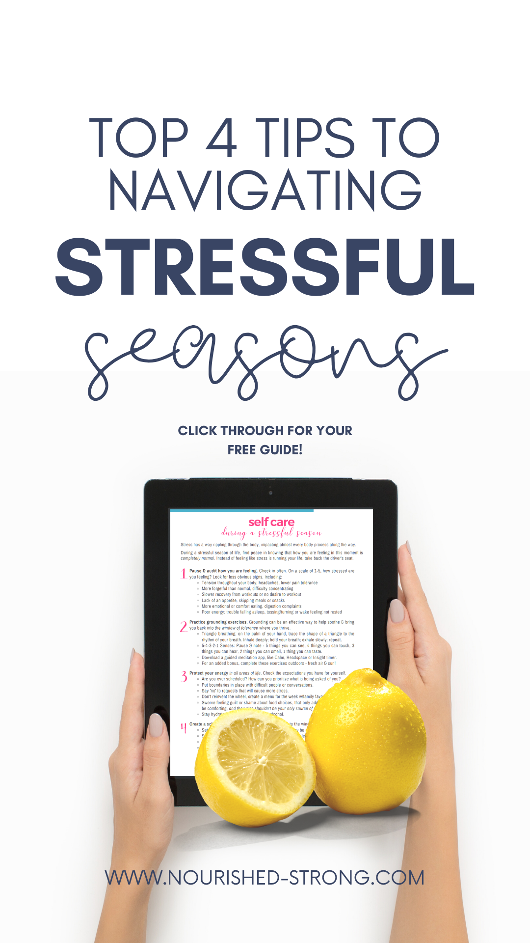 Pin on Nourished + Strong Blog Posts