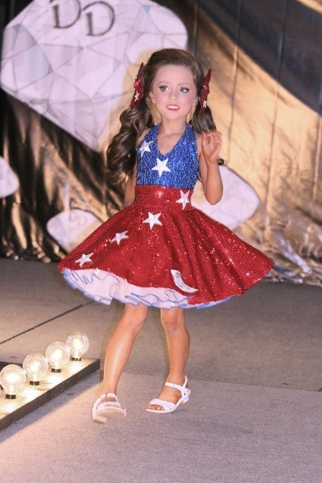 Pageant RWB Outfit of Choice Hollywood Babe | eBay ...