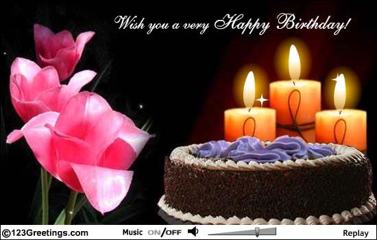 HAPPY BIRTHDAY YOU MISSED THIS IT WAS NEVER OPENED – 123 Greetings Birthday Ecards for Lover